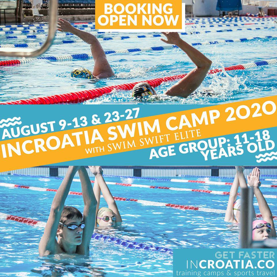 Croatia-SWIM CAMP 2020